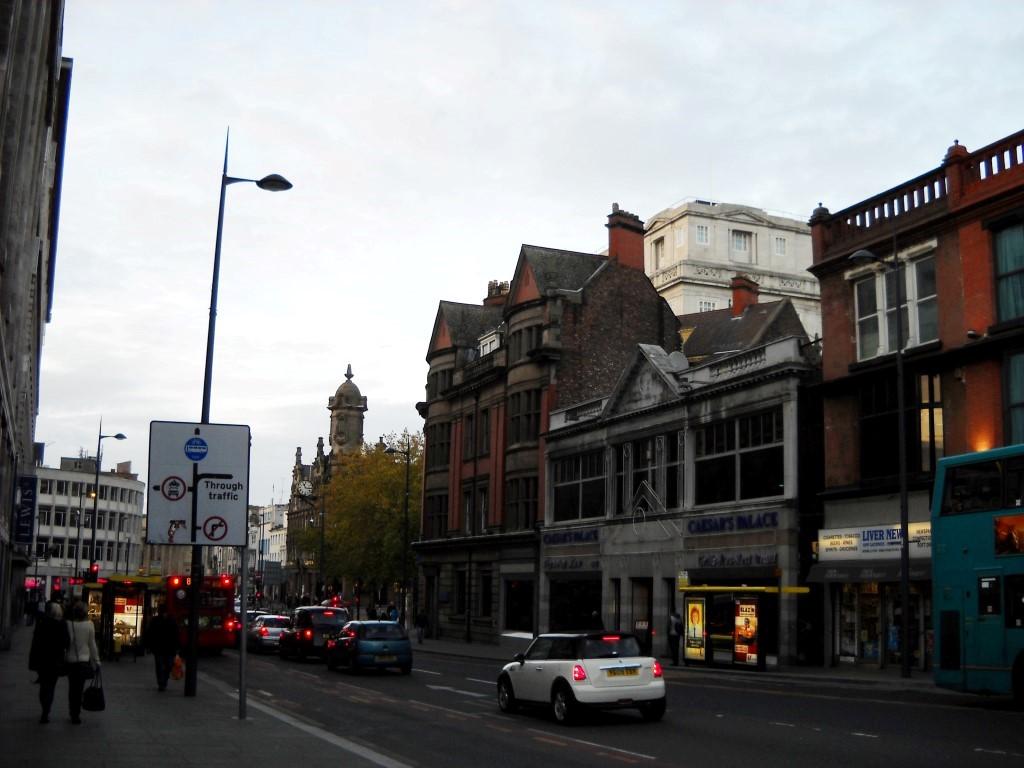 Liverpool Sokakları