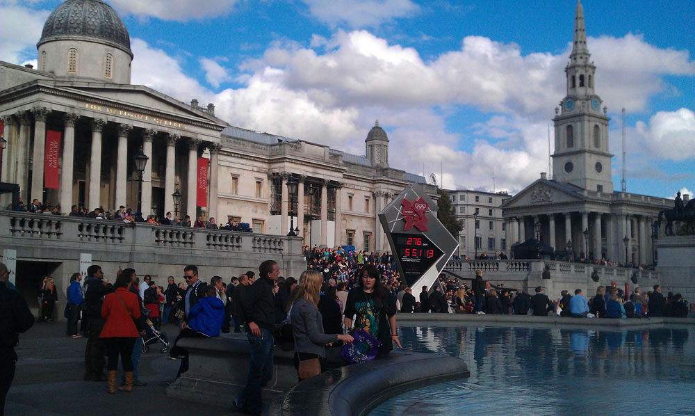 Trafalgar Square londra seyahat rehberi Londra Seyahat Rehberi londra 10