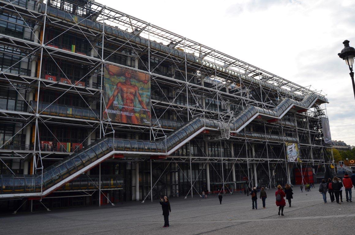 Modern Sanat Müzesi - Musée National d'Art Moderne paris seyahat rehberi Paris Seyahat Rehberi paris 01