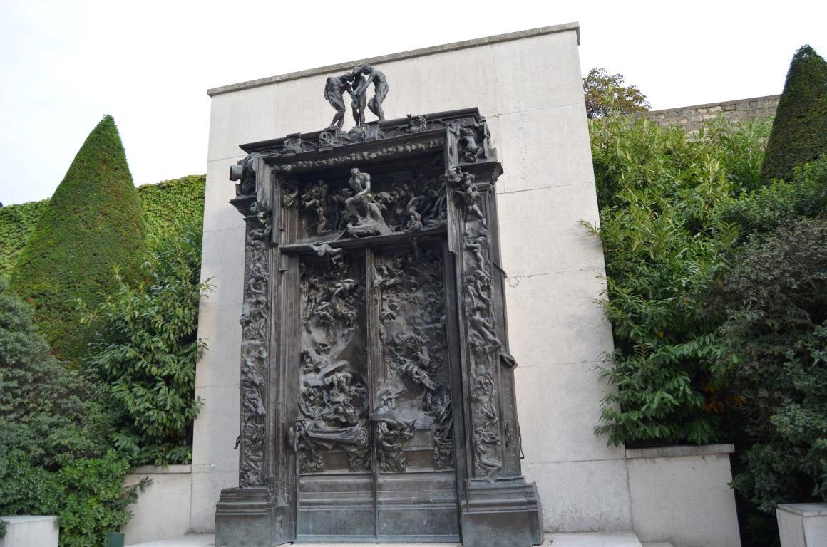 Cehennem Kapıları paris seyahat rehberi Paris Seyahat Rehberi paris 05