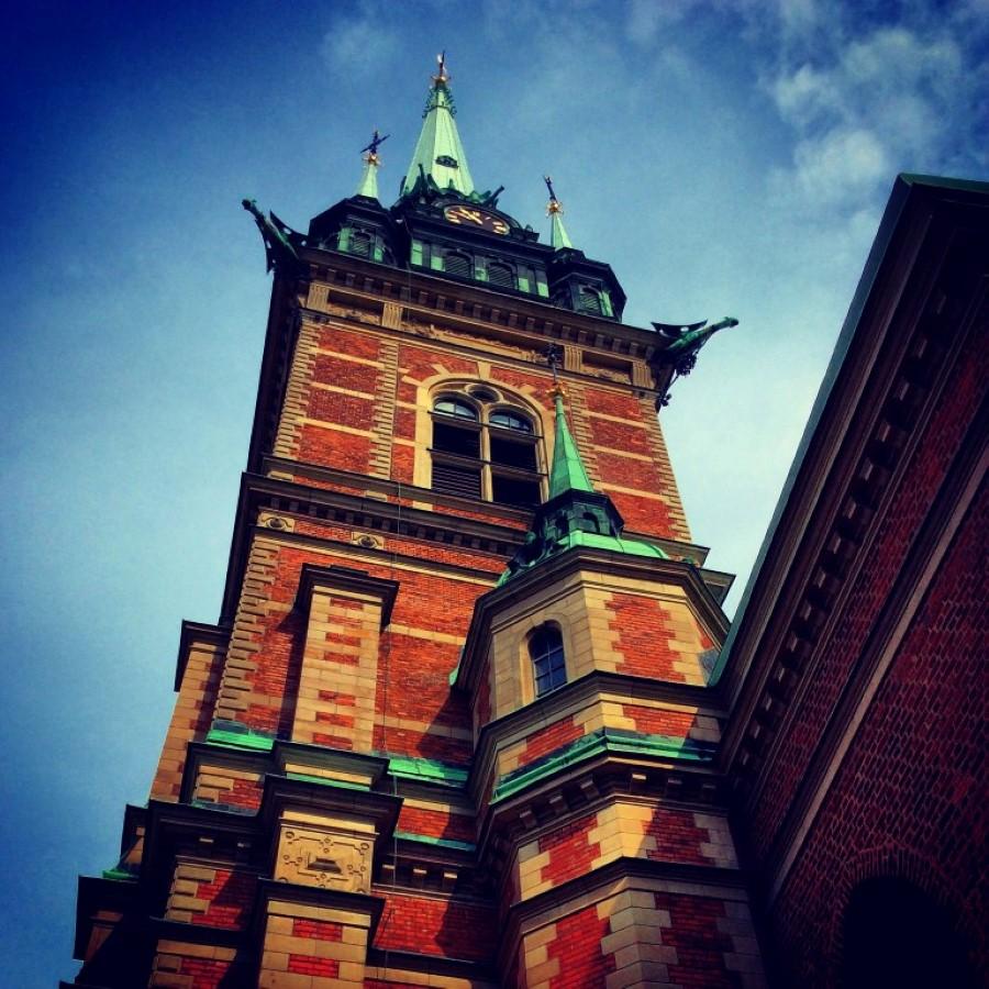 Alman Kilisesi stockholm seyahat rehberi Stockholm Seyahat Rehberi stockholm 02