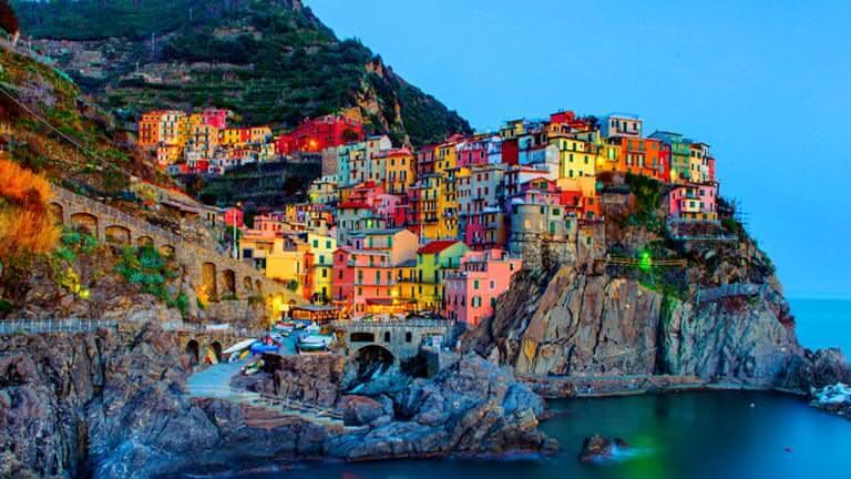 manarola İtalya turları ile gezilecek 5 köy İtalya Turları ile Gezilecek 5 Köy! manarola