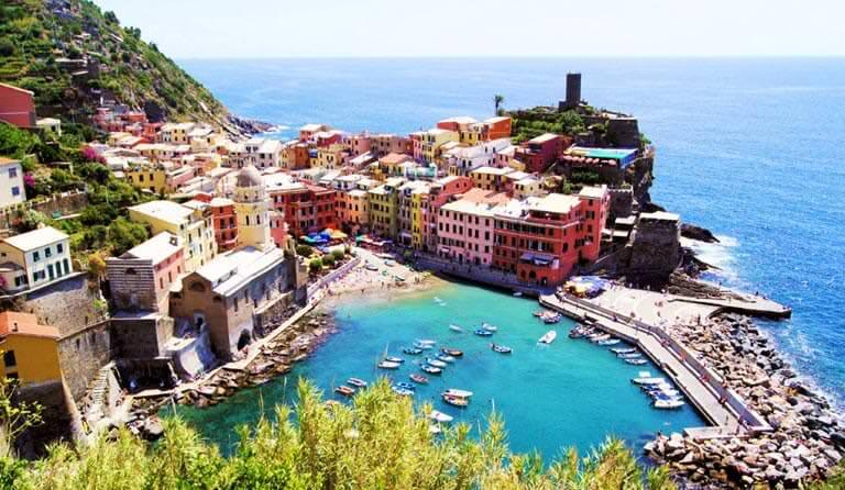 vernezza İtalya turları ile gezilecek 5 köy İtalya Turları ile Gezilecek 5 Köy! vernezza