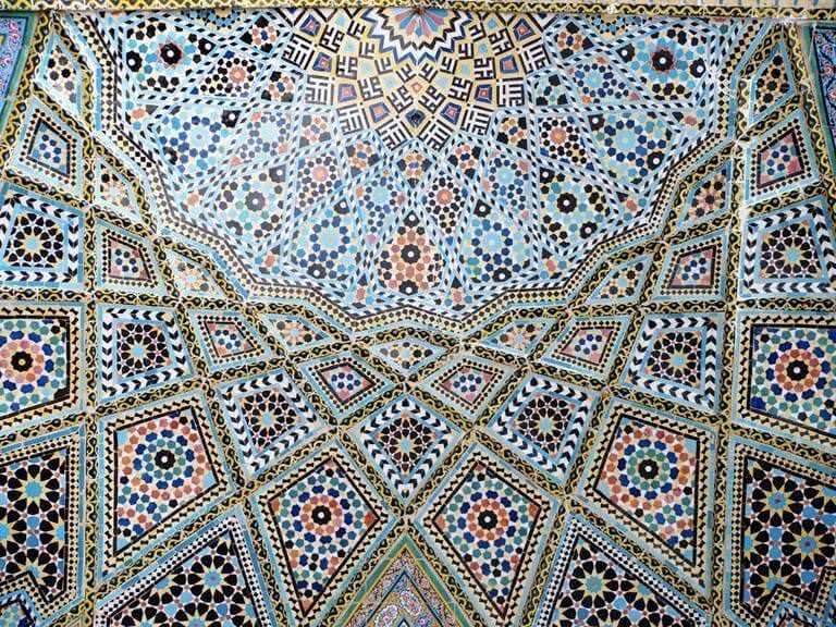 Dünyadaki En Renkli Cami Nasır El Mülk dünyadaki en renkli cami nasır el mülk Dünyadaki En Renkli Cami Nasır El Mülk nasr al mulk isleme