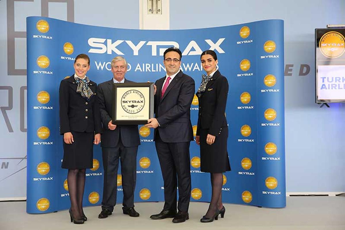 Skytrax En İyi Havayolu Anketi