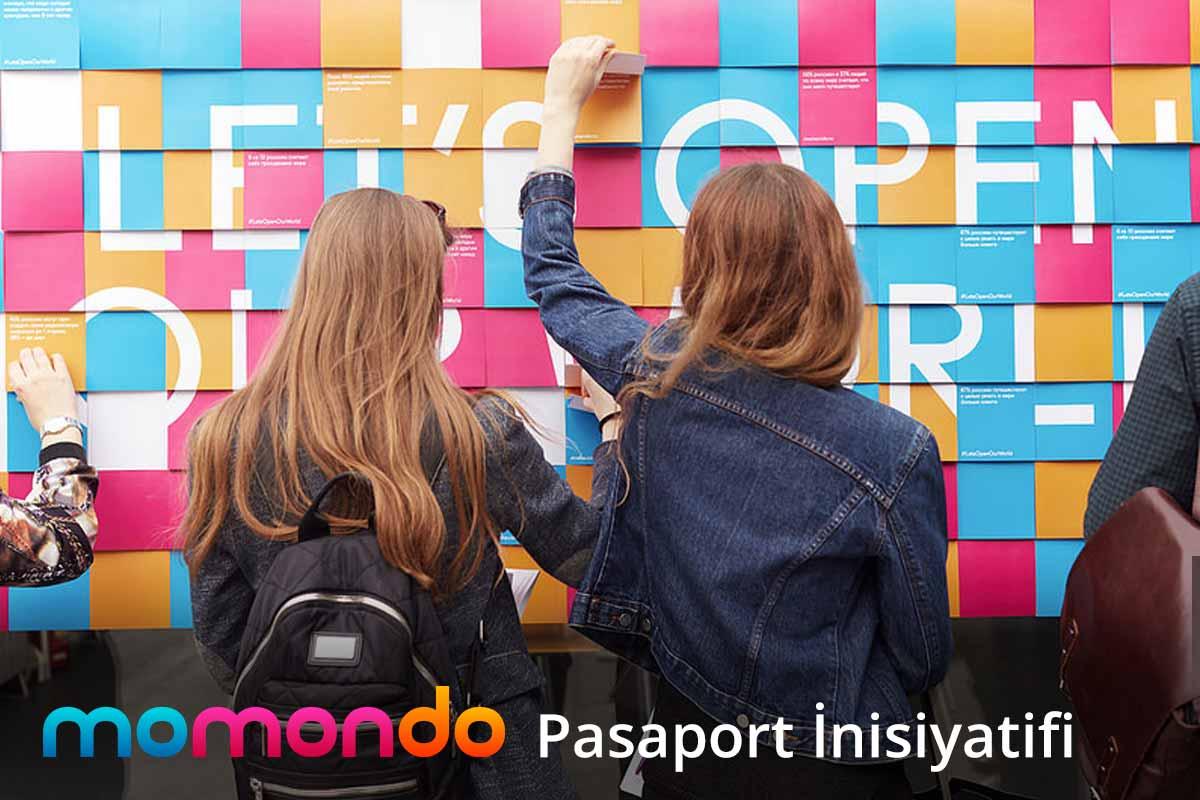 Momondo Pasaport İnisiyatifi